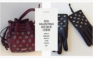 Red Valentino - 2015/16秋冬 訂貨會