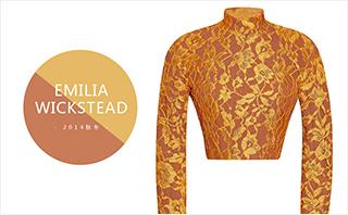Emilia Wickstead - 2014秋冬