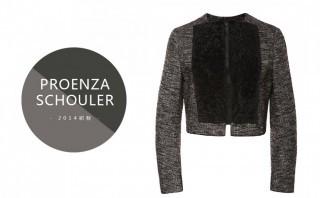 Proenza Schouler - 2014初秋