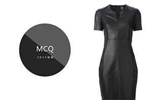 Mcq By Alexander Mcqueen - 2015初秋