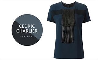 Cedric Charlier - 2015初秋
