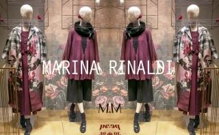 2015初秋Marina Rinaldi零售分析