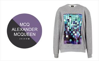 Mcq Alexander Mcqueen - 2016早春