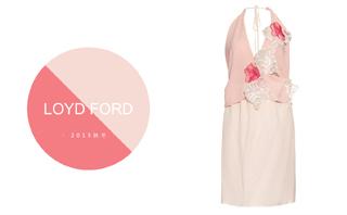 Loyd Ford - 2015秋冬