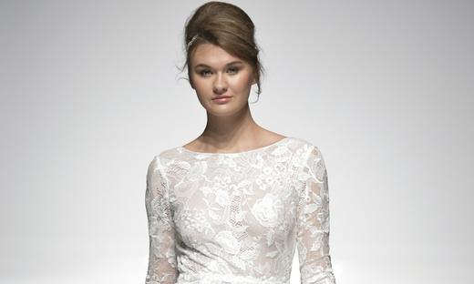 2016春夏婚紗[Anna Kara]倫敦時裝發布會