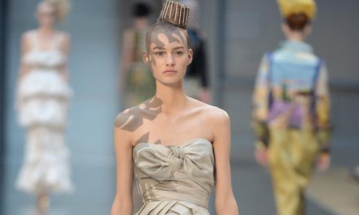 2015秋冬高级定制[Maison Margiela]巴黎时装发布会