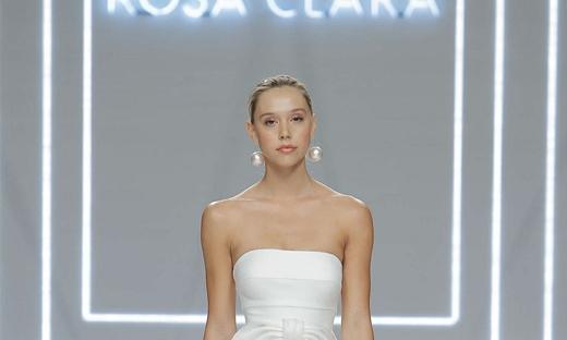 2016秋冬婚紗[Rosa Clara]巴塞羅那時裝發布會