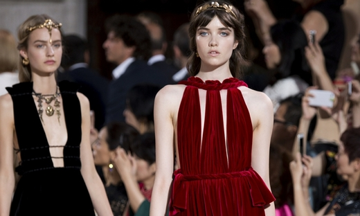 2015秋冬高级定制[Valentino]米兰时装发布会