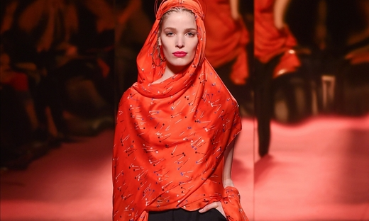 2015春夏高级定制[Schiaparelli]巴黎时装发布会
