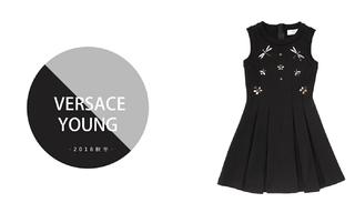 Versace Young - 梦幻乐园(2016秋冬)