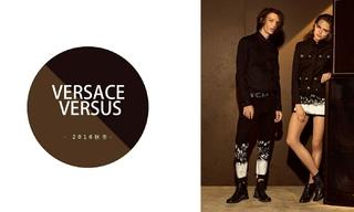 Versace Versus - 叛逆的摇滚乐(2016秋冬)