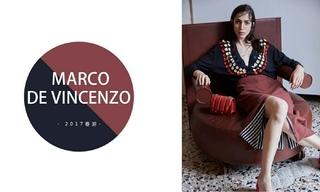 Marco de Vincenzo - 律动条纹(2017春游)