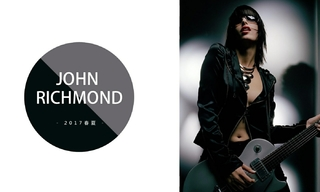 John Richmond - 摇滚街头(2017春夏)