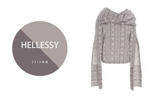 Hellessy - 奇妙的旅程(2018春夏预售款)