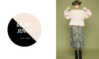 Merry Jenny - 少女的時尚觸碰(2017初秋)
