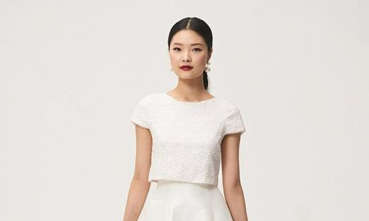 2018秋冬婚紗[Jenny Yoo]紐約時裝發布會