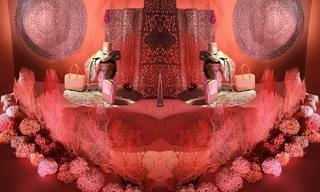 Hermès畅游奇境 - 蕾拉·芒夏丽(Le?la Menchari) 的梦幻世界展览