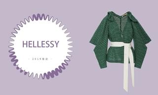 Hellessy - 新颖的颜色(2019春游预售款)