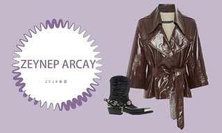 Zeynep arcay - 做回最初的自己(2019春夏 预售款)