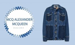 McQ Alexander McQueen - 時代的狂歡(2018/19秋冬)