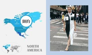 2019春夏纽约时装周女装时装周-图案&元素提取
