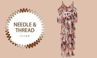 """Needle & Thread - 最""""亮""""的风景(2019春夏预售款)"""