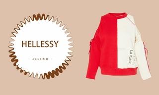 Hellessy -夏天的怀旧情绪( 2019春夏预售款)