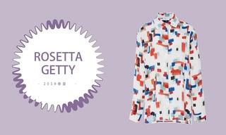 Rosetta Getty - 与艺术的借鉴(2019春夏预售款)
