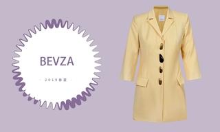 Bevza - 关于母亲衣橱的记忆 (2019春夏 预售款)