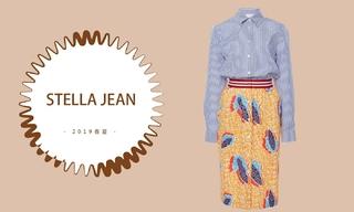 Stella Jean - 探讨地域文化(2019春夏预售款)