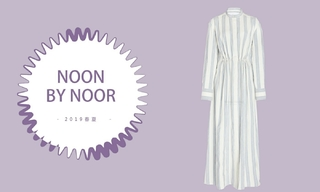 Noon by noor - 低调的美感(2019春夏预售款)