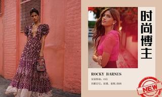 浪漫性感女孩—Rocky Barnes