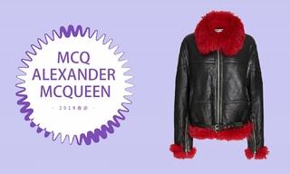 MCQ Alexander Mcqueen - 哥特式搖滾(2019春游)