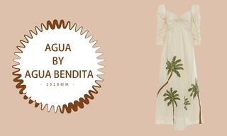 Agua By Agua Bendita - 异域南美风情(2019初秋 预售款)