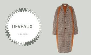 Deveaux - 低调也可穿出层次(2019初秋预售款)