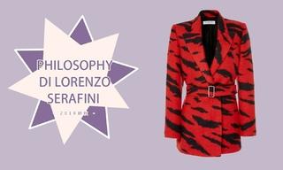Philosophy Di Lorenzo Serafini - 回顾90's,刷新女性魅力(2019初秋 预售款)