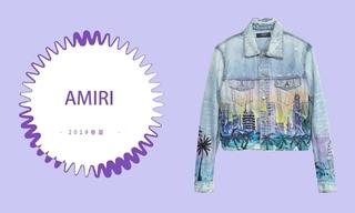 Amiri - 洛杉矶下的浪漫摇滚(2019春夏)