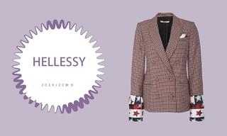 Hellessy -解构主义的设计( 2019/20秋冬预售款)
