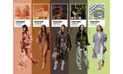 2020春夏 消費者畫像 - 色彩
