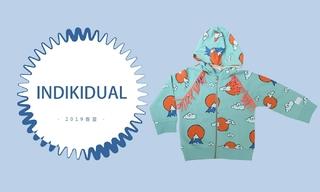 Indikidual - 花式趣味(2019春夏)