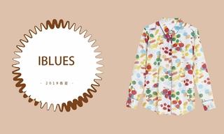 iBlues - 缤纷春色盎然回归(2019春夏)