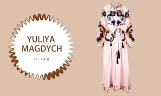Yuliya Magdych - 本土风情的延续(2019春夏)