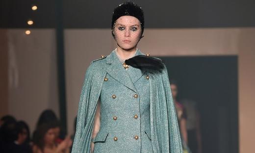 2019春夏高級定制[Christian Dior]迪拜時裝發布會