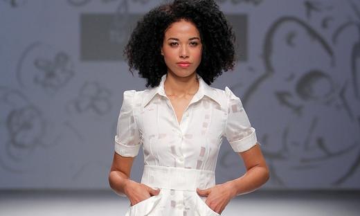 2020春夏婚紗[Olga Macia]巴塞羅那時裝發布會