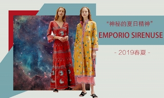 Emporio Sirenuse-神秘的夏日精神 (2019春夏)