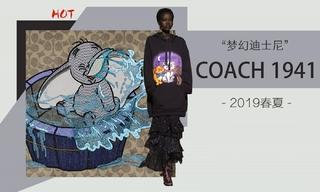 coach 1941-梦幻迪士尼 (2019春夏)