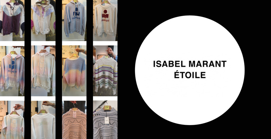 Etoile Isabel Marant - 2020春夏訂貨會 - 2020春夏訂貨會