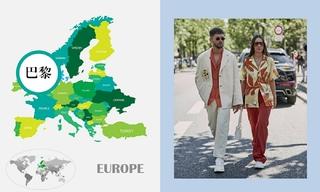 2020春夏巴黎男裝時裝周—色彩分析