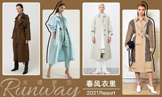 2021春游廓型:春風衣里