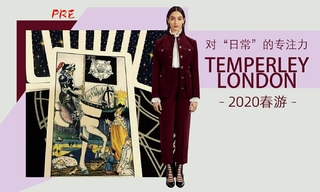 "Temperley London - 对""日常""的专注力(2020春游 预售款)"